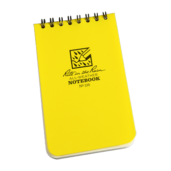 Rite in the Rain Spiral Bound Notebooks