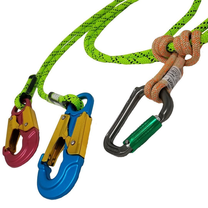 atHeight 12 foot  2 IN 1 Arborist Lanyard