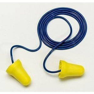 3M E-Z Fit Earplugs, Poly Bag
