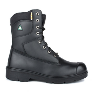 Acton Prolite Steel Toe Safety Boots - Black