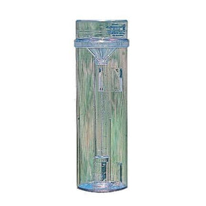 Clear View Metric Rain Gauge