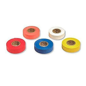 Several Rolls of Biodegradable Flagging Tape, In Various Colors