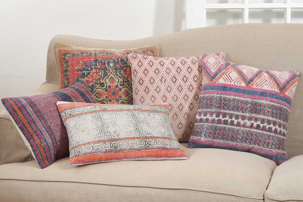 bohemian pillows organic vintage by modern pin wool throw pillow handwoven sukan