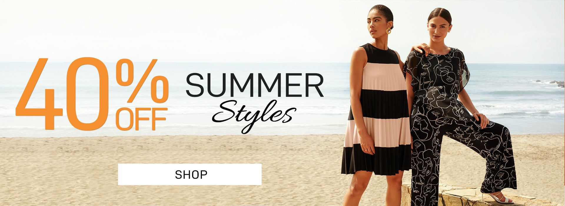 40% Off Joseph Ribkoff Summer Styles Sale USA August 2020