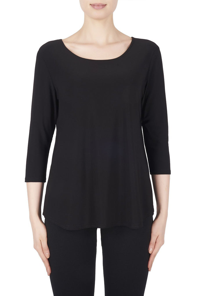 Joseph Ribkoff Top Style 183171 Black Best Price On Sale