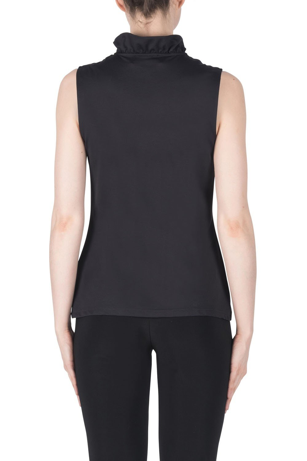 Image of Joseph Ribkoff Top Style 183400 Black Best Price On Sale