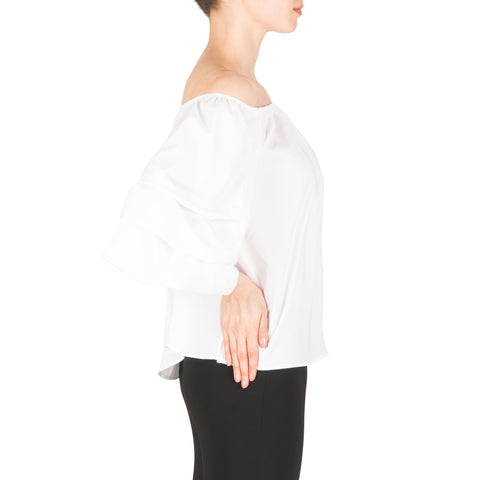 Joseph Ribkoff Top Style 183423 White Best Price On Sale