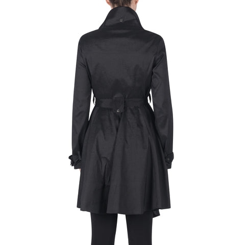 Image of Joseph Ribkoff Coat Style 183443 Black Best Price On Sale