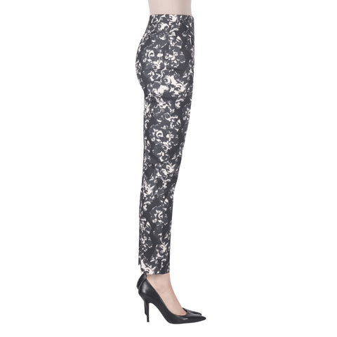 Image of Joseph Ribkoff Pant Style 183529 Grey Beige Best Price On Sale