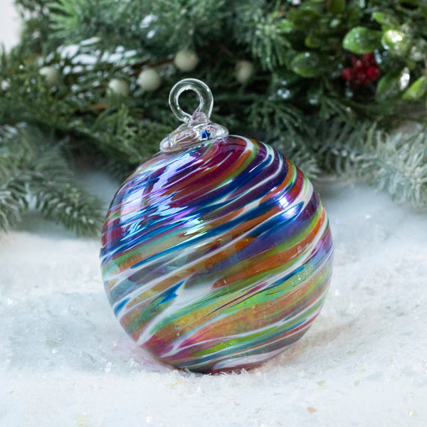2020 Museum of Glass Annual Ornament