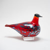 2019 Iittala Hot Shop Bird Ruby Bird
