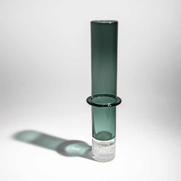 Tower Vase - Green