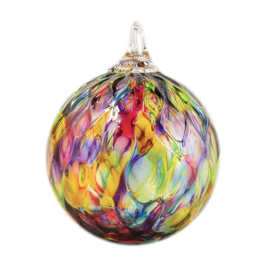 Vibrant Diamond Ornament