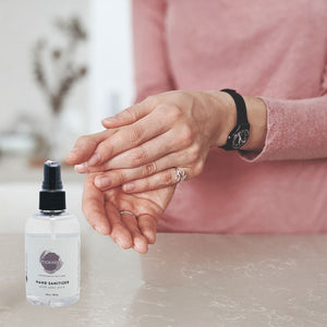MOISTURIZING HAND HYGIENE SPRAY