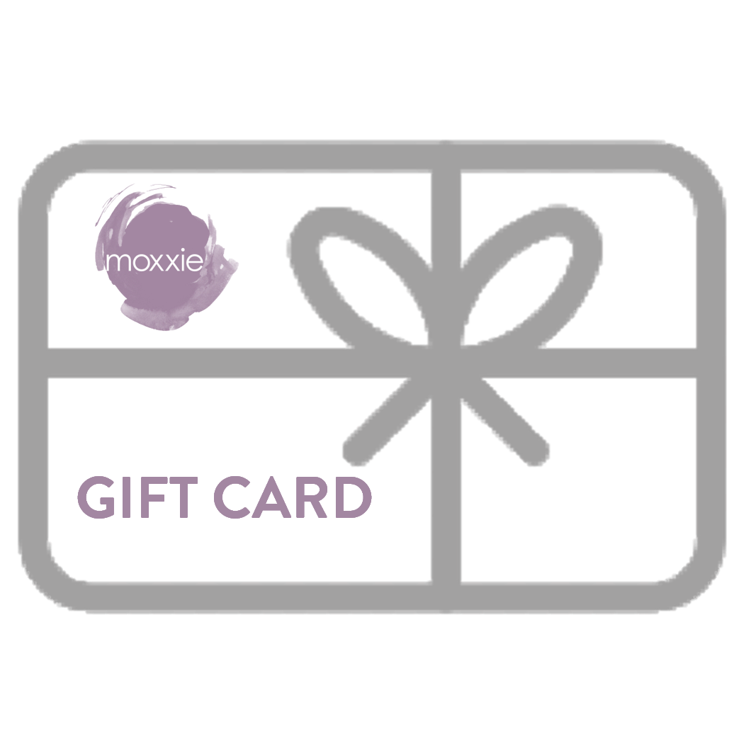 MOXXIE GIFT CARDS