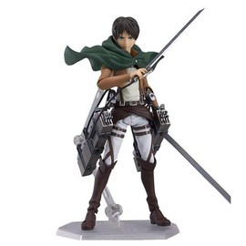 Attack on Titan Eren Yeager Figma