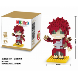 Naruto - Finger Rock Figures - Gaara