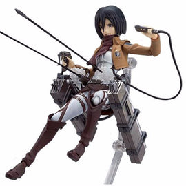 Attack on Titan Mikasa Ackerman Action Figure