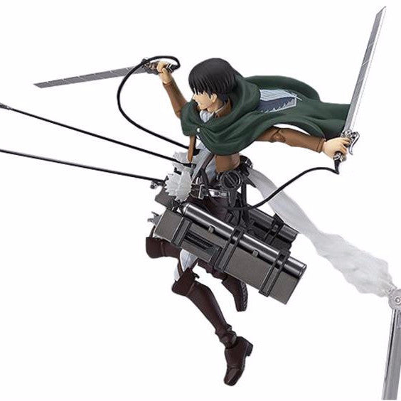 Attack on Titan Levi Figma