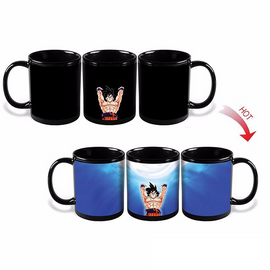 Goku Powers Up his Spirit Bomb Mug