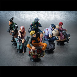 Naruto Shippuden Chess 6 Piece Set