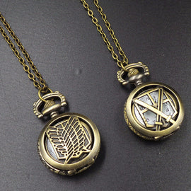 Attack on Titan Genuine Necklace