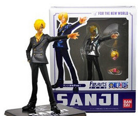 One Piece The New World 2 Years Later Sanji Figuarts Zero Figure