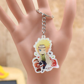 Naruto Keychain Accessories 8 Styles
