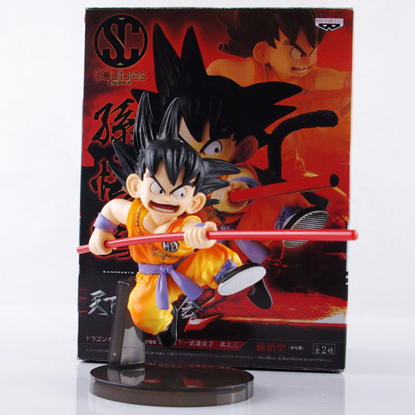 Dragon Ball SCultures Big Banpresto Figure - Son Goku