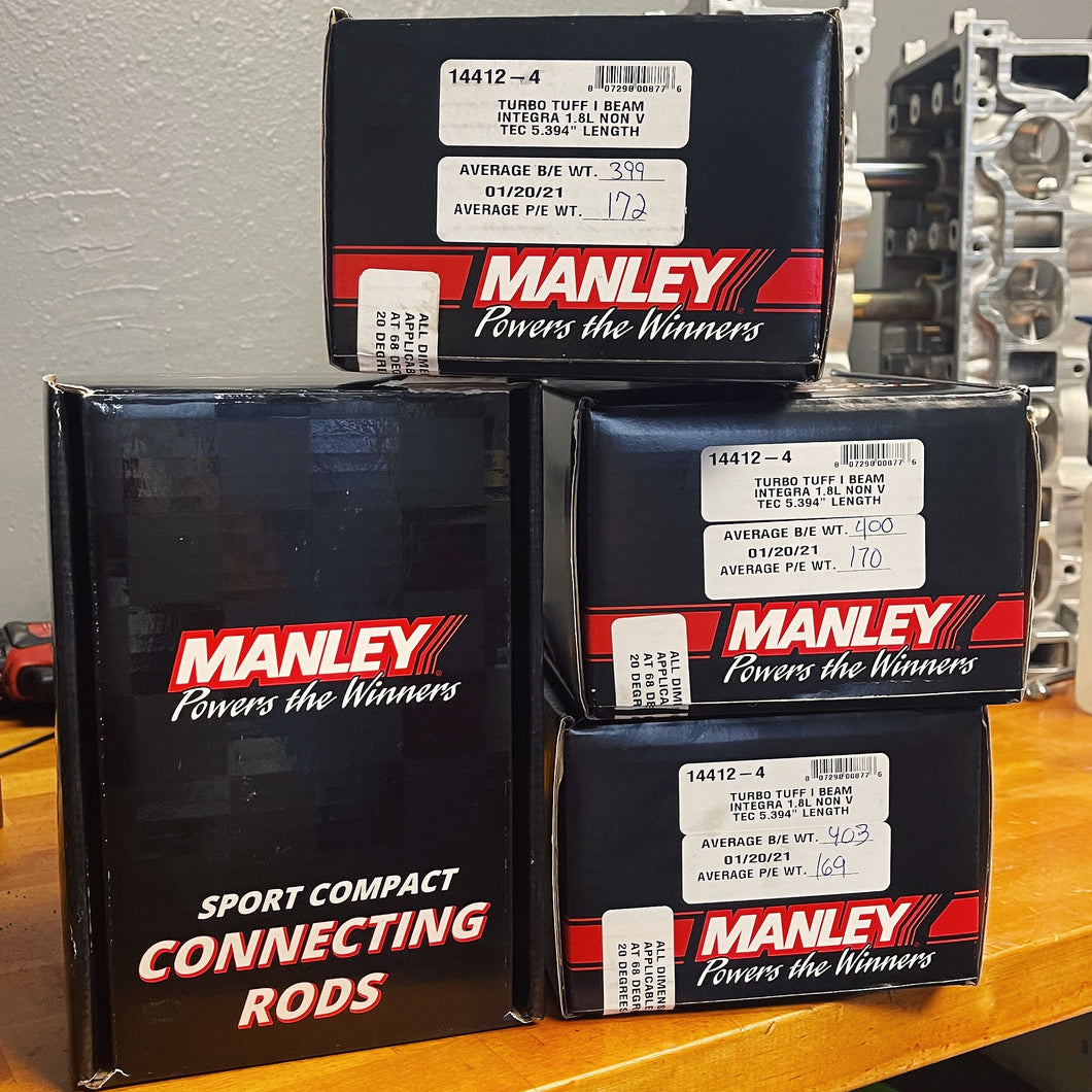 Manley Turbo Tuff Rods