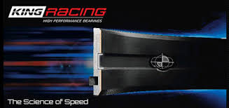 King Racing Main Bearings for Honda/Acura