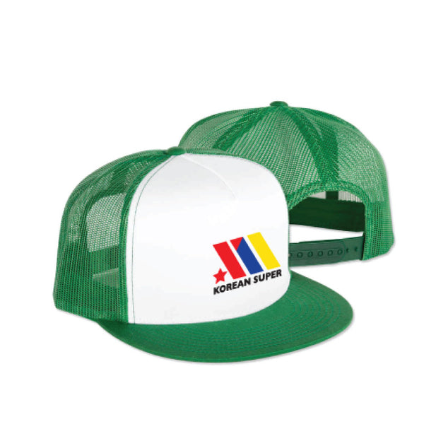 Super Green Trucker Hat