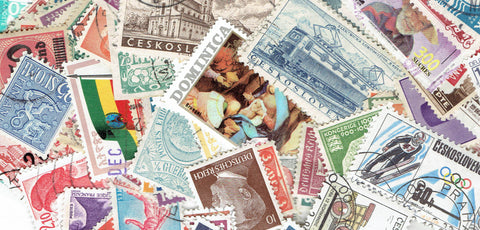 Postage Stamps for Collectors