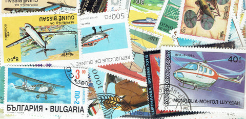 Aviation Stamp Packet