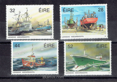 Irish Fishing Fleet