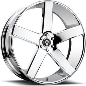 DUB Baller 30x10 Wheels Chrome 5x127 10 | S115300073+10