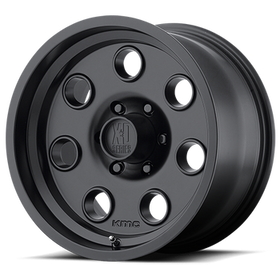 XD Series Pulley Wheels 17x8 8x180 Black 0mm | XD30078088700