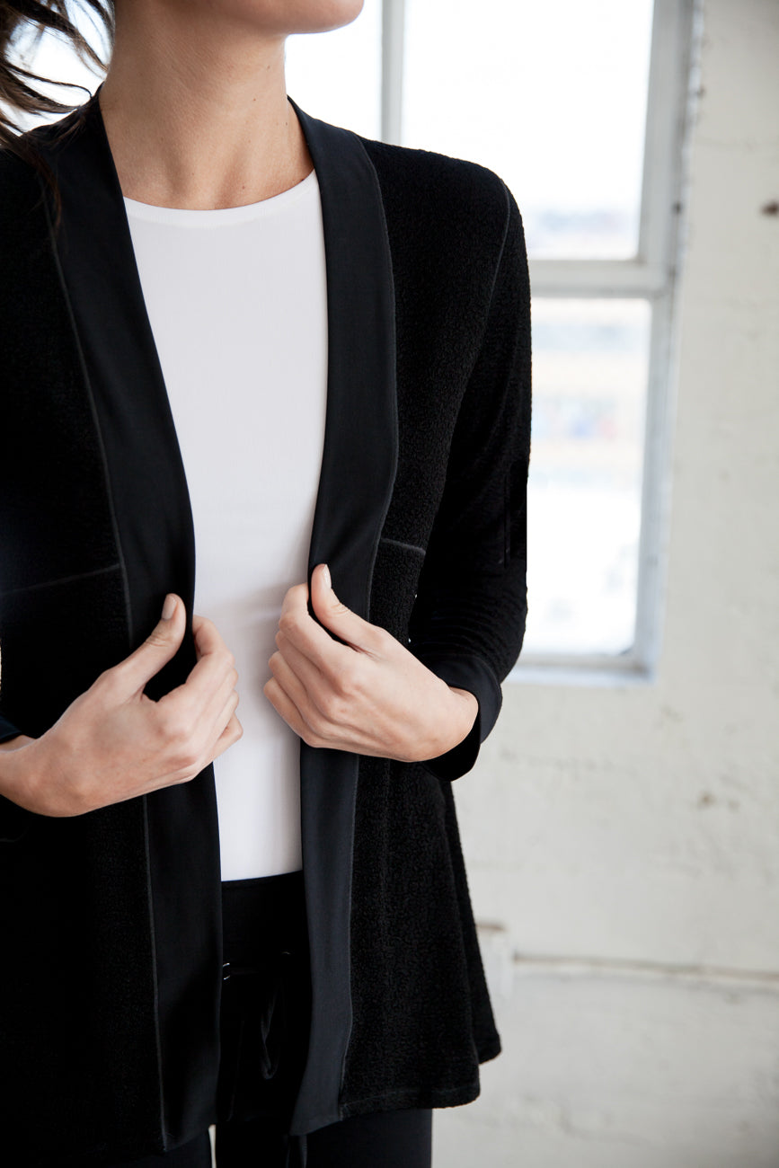 Portland<br> Comfortable Fabric, Timeless Jacket