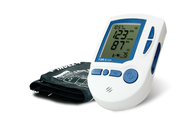 Fora P20b Blood Pressure Monitor with Talking Function