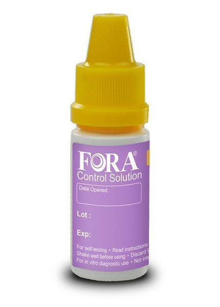 Fora Ketone Control Solution