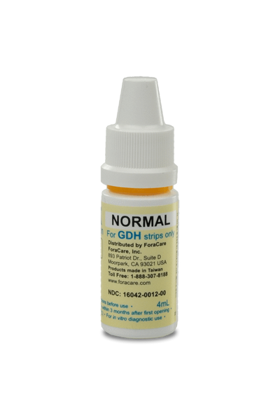 Fora Glucose GDH Control Solution, Normal