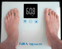 Using Fora Weight Scale 550