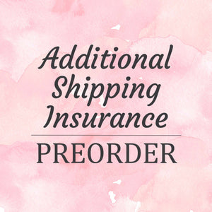 Additional PREORDER Insurance