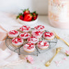 Strawberry Shortcake Protein Bites