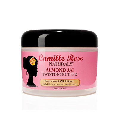 Camille Rose Almond Jai Twisting Butter - 8.0 oz