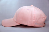 Tressed Satin Lined Hat - Blush