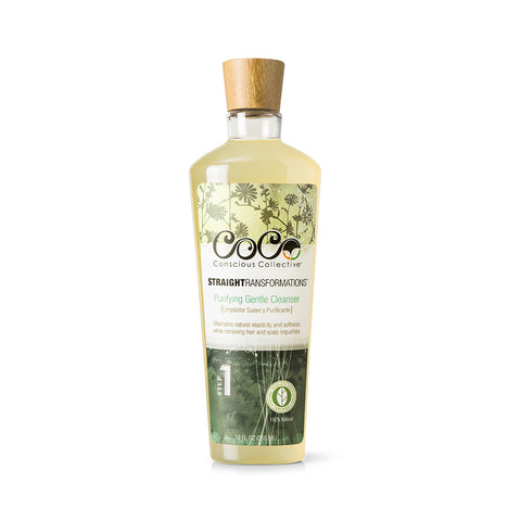 CoCo Conscious Collective Straight Transformations™ Purifying Gentle Cleanser