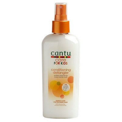 Cantu Care For Kids Conditioning Detangler - 6.0 oz