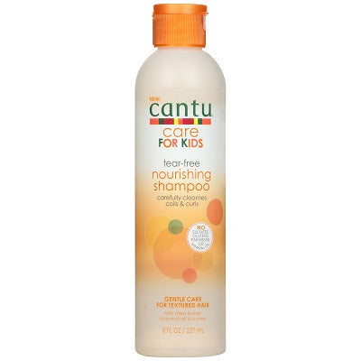 Cantu Care For Kids Tear-Free Nourishing Shampoo - 8.0 oz