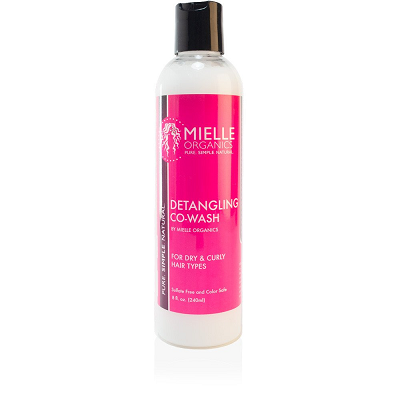 Mielle Organics Detangling Co-Wash - 8.0 oz